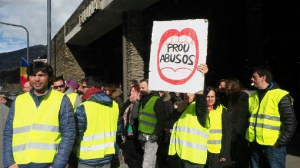 Andorre au ralenti, pour sa première grève depuis 85 ans