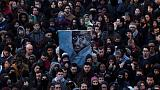 Hundreds gather for Madrid protest after death of street vendor sparked riots