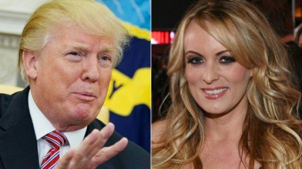 Le face-à-face s'envenime entre l'actrice porno Stormy Daniels et l'avocat de Trump