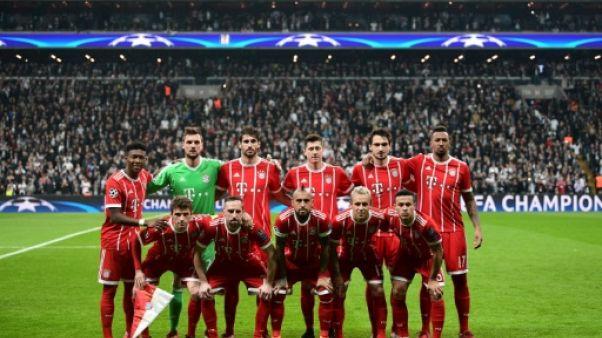 Allemagne: le Bayern a mis la bière au frais