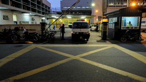 إخلاء أكبر مستشفى عام في ماليزيا بسبب حريق