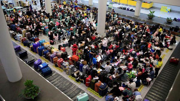 وكالة: الكويت تتوصل لاتفاق مع الفلبين بشأن العمالة المنزلية