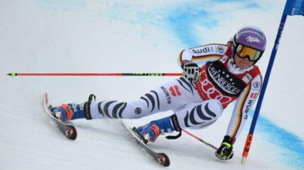 Ski: les slaloms annulés, le petit globe pour Rebensburg
