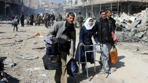 Syrie: quel sort pour rebelles et civils dans la Ghouta orientale?