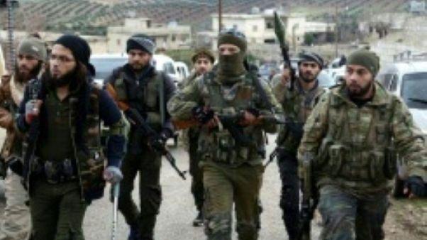 Syrie: des forces pro-turques prennent le centre-ville d'Afrine