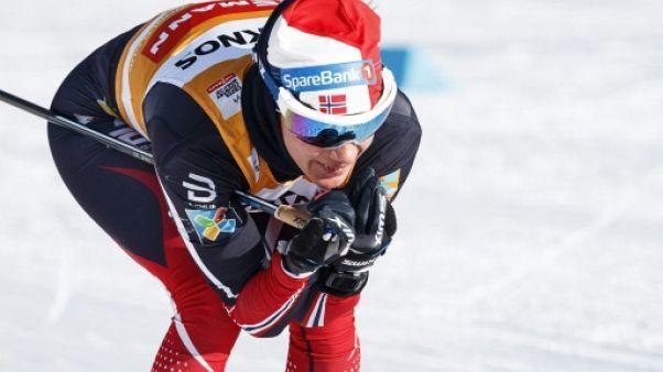 Ski de fond: la Norvégienne Heidi Weng remporte la Coupe du monde