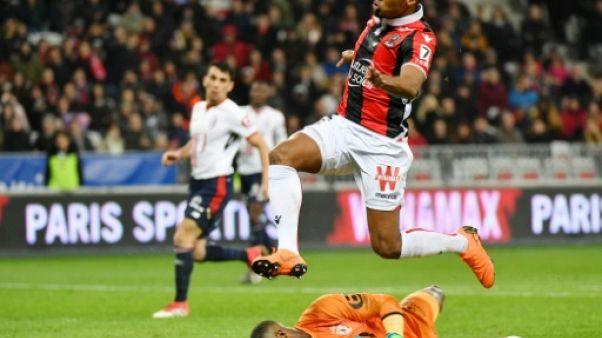Ligue 1: Plea, l'autre buteur de Nice