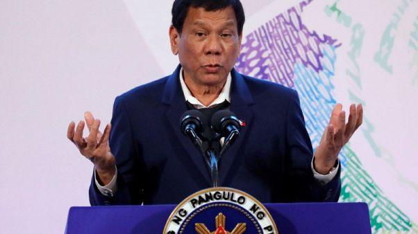 رئيس الفلبين يدعو إلى انسحاب جماعي من المحكمة الجنائية الدولية