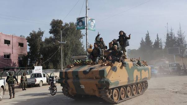 الأكراد يتحدثون عن مرحلة جديدة في الحرب على قوات تركيا في عفرين