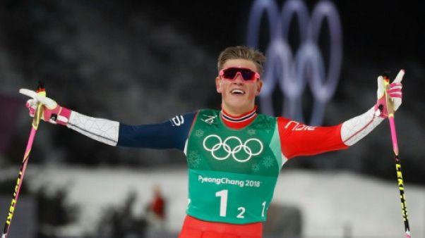 Ski de fond: le Norvégien Klaebo s'octroie sa première coupe du monde