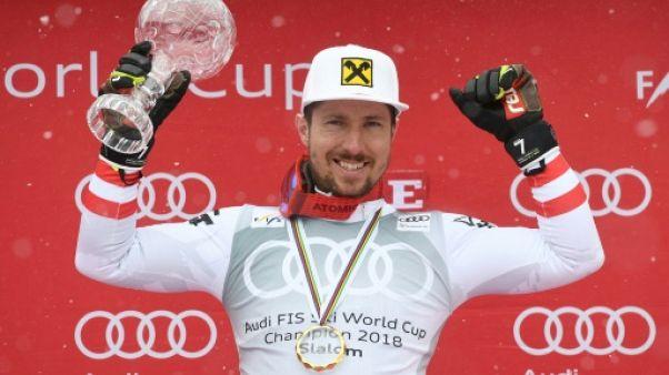 Ski alpin: Hirscher comme Stenmark et Maier