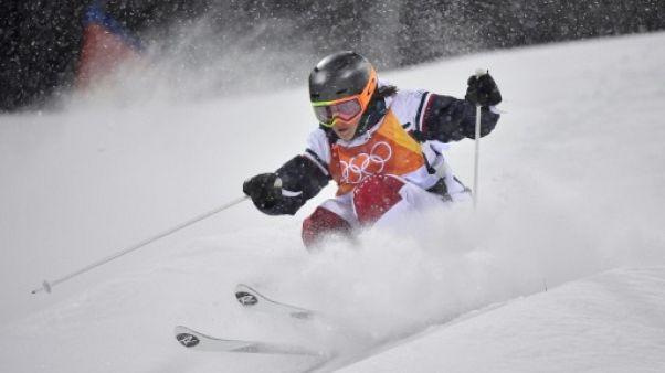 Ski acrobatique: Perrine Laffont remporte la Coupe du monde