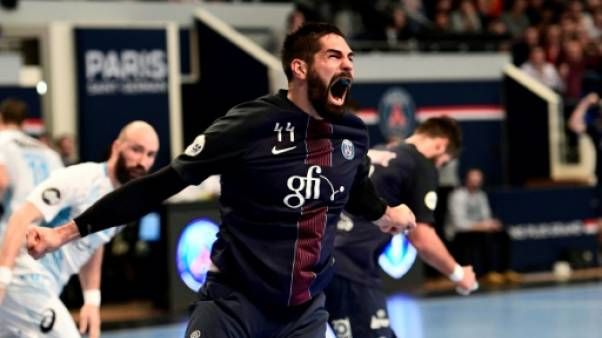 Hand: premier titre de la saison pour le PSG, vainqueur de la Coupe de la Ligue