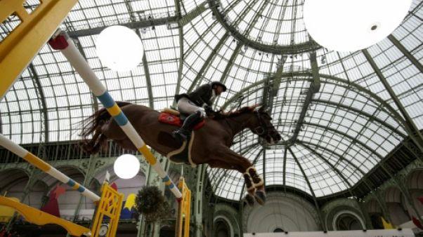 Equitation: Delestre-Ryan, du cousu main, et maître du Grand Prix du Saut Hermès