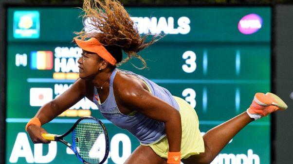 أوساكا تتألق أمام كاساتكينا وتحرز لقبها الأول في التنس