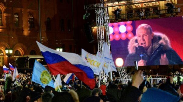 Russie: quels scénarios pour Poutine en 2024?
