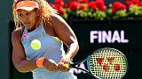 Triumphant Osaka draws Serena Williams in first round at Miami