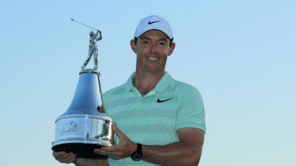 Golf: revoilà McIlroy au Arnold Palmer Invitational, Woods si proche