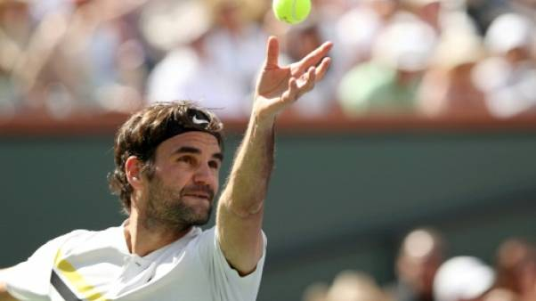"Federer: ""Ca fait mal, forcément"""
