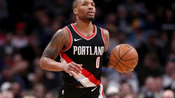 NBA: Portland insatiable, Toronto stoppé