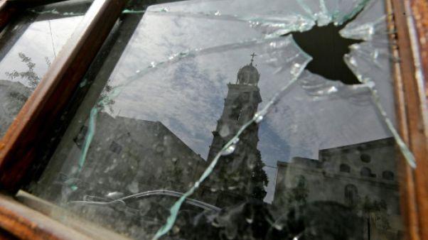Le quotidien morose des habitants de Damas, sous les obus