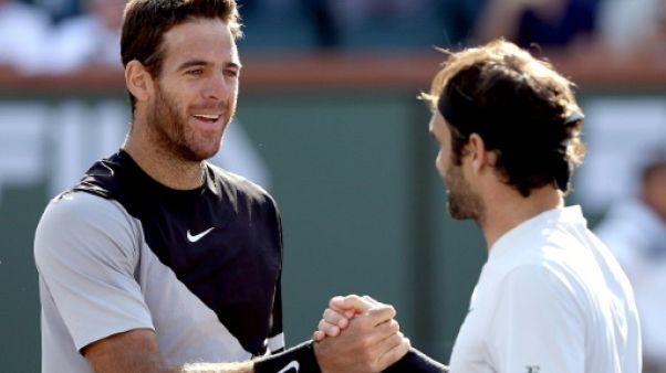 Tennis: Del Potro, nouveau rival N.1 de Federer ?