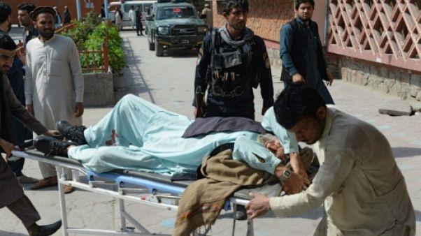 Afghanistan: un attentat près d'un meeting politique fait 4 morts dans l'est