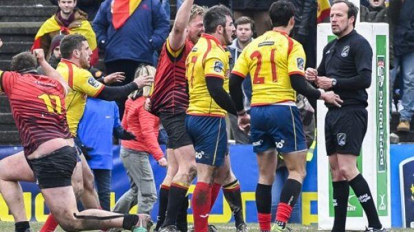 Mondial-2019 de rugby: l'arbitrage controversé de Belgique-Espagne examiné vendredi
