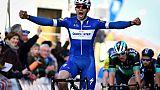 Tour de Catalogne: Hodeg se fait un nom au sprint de la 1re étape