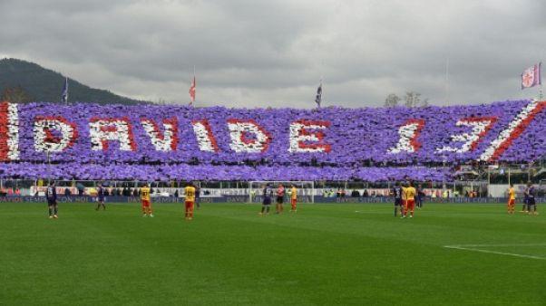 Fiorentina: le centre d'entraînement va porter le nom de Davide Astori