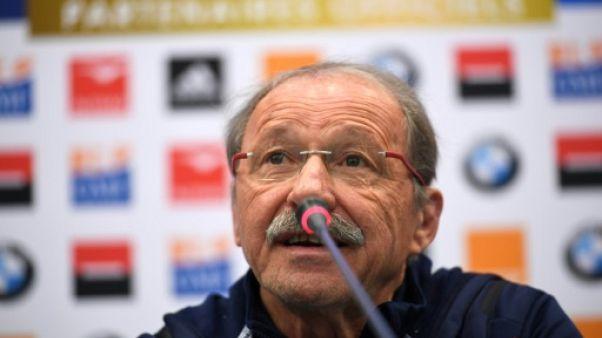 """XV de France: """"Maintenant qu'on y est, c'est passionnant"""" selon Brunel"""