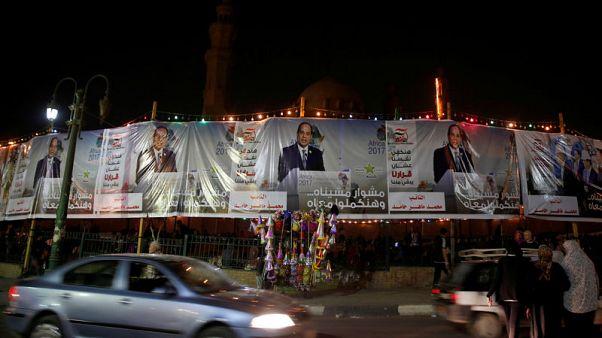 عرض تمهيدي- الانتخابات المصرية تذكر كثيرين بأيام ما قبل الثورة