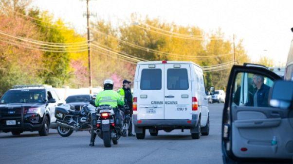 """Nouveau colis piégé au Texas, la police cherche un """"poseur de bombes en série"""""""
