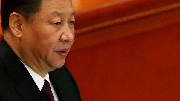 """رئيس الصين يحذر تايوان من مواجهة """"عقاب تاريخي"""" إذا حاولت الانفصال"""