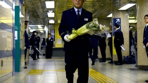 Le Japon marque l'anniversaire de l'attaque au sarin du métro de Tokyo