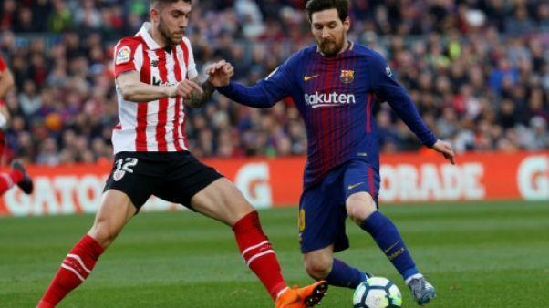 """Pour Drogba, Messi est """"hors normes"""" et déjà """"légendaire"""""""