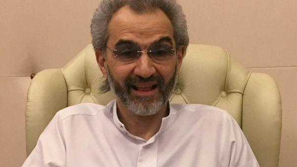 تلفزيون: الأمير الوليد بن طلال عقد اتفاقا سريا مع الحكومة