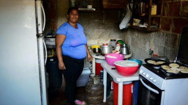 Au Venezuela, la solidarité au menu d'une favela de Caracas