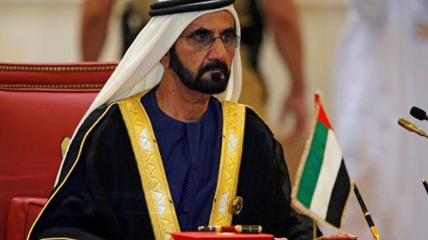 حاكم دبي: إعمار والدار ستدشنان مشروعات بقيمة 8.2 مليار دولار