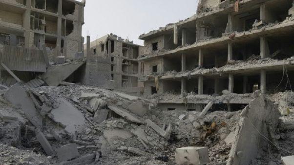 Défaits à Afrine, les Kurdes syriens amers face l'inaction occidentale