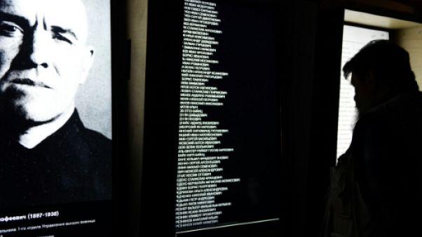 Russie : neuf ans de camp requis contre un historien spécialiste du Goulag