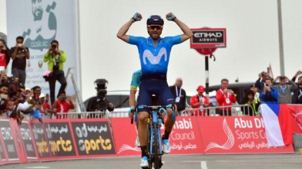 Tour de Catalogne: Valverde surgit avec un jour d'avance