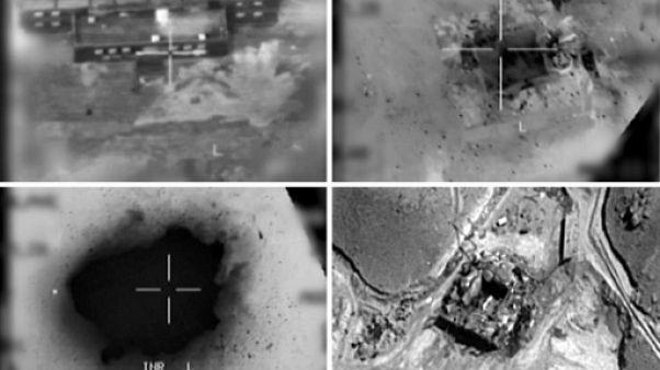 Israël admet avoir attaqué un présumé réacteur syrien en 2007