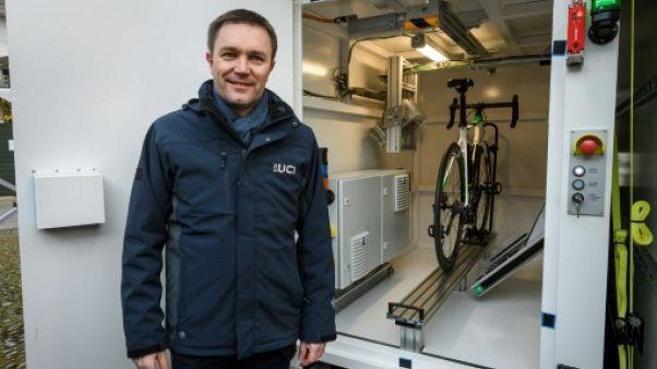 Cyclisme: des contrôles des vélos par rayons-X pour lever la suspicion