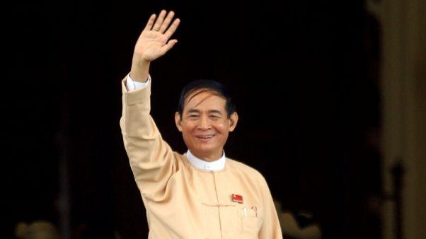 برلمان ميانمار يختار رئيسا جديدا من حلفاء سو كي