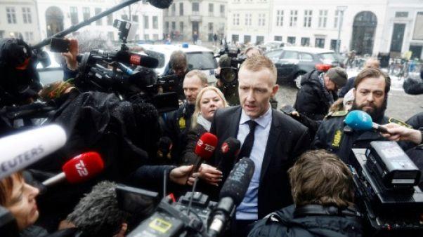 Sous-marin danois: les experts face à la thèse accidentelle de Madsen
