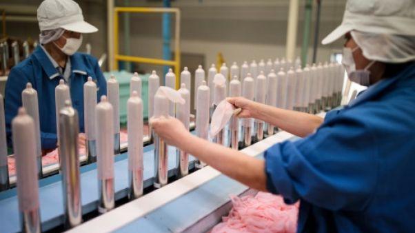JO-2020: les préservatifs japonais ultra-fins à la conquête des Jeux