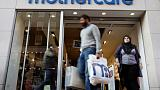 Mothercare says lenders agree to defer testing of financial covenants