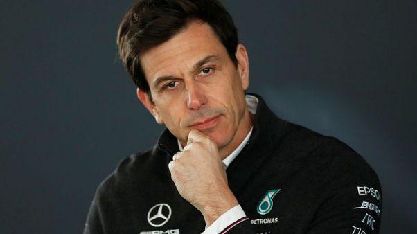 فولف محذرا فورمولا 1: لا تستفزوا ماركيوني