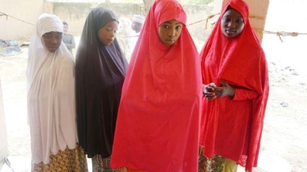 Nigeria: Boko Haram rend à leurs parents 76 écolières enlevées en février